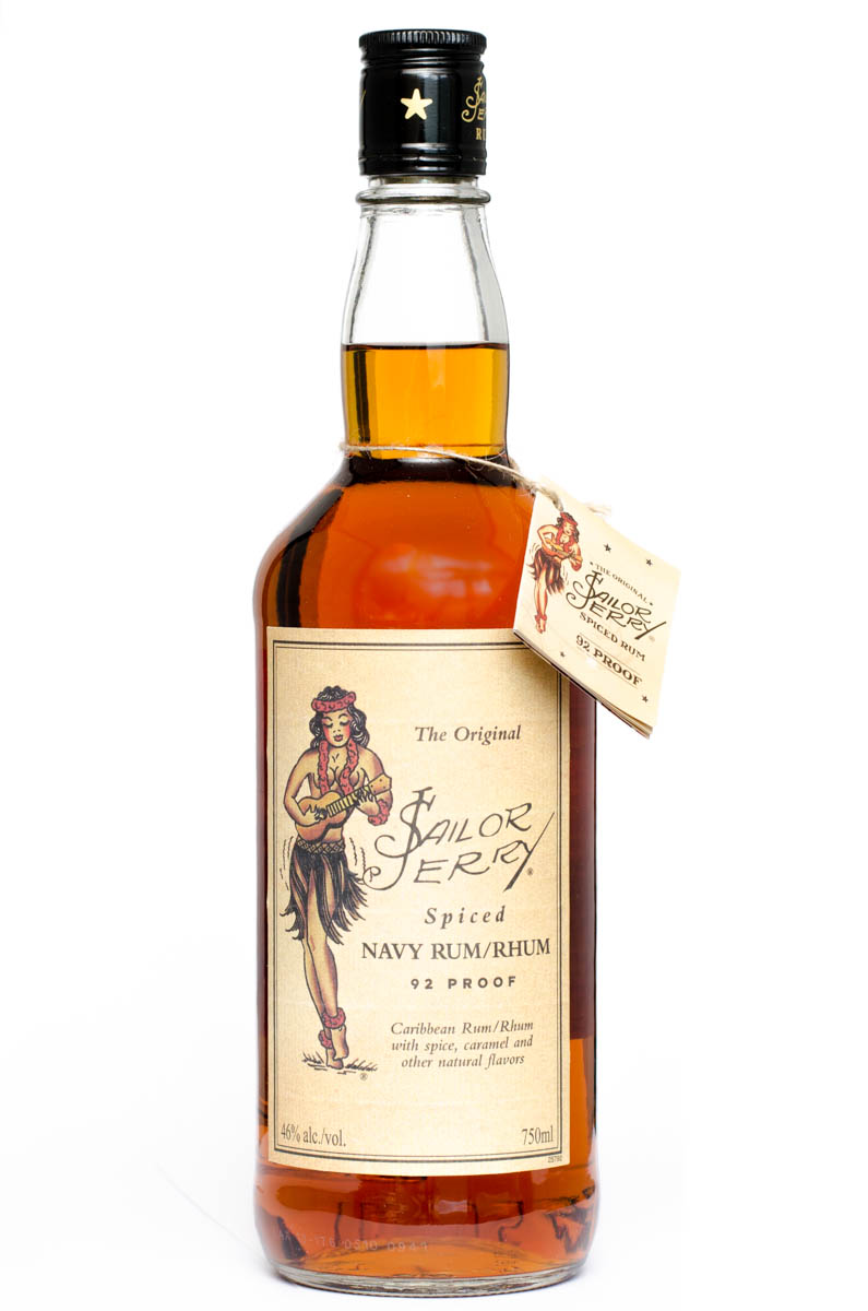 Sailor Jerry Navy Spiced Rum – Tasting Notes – The Social Y
